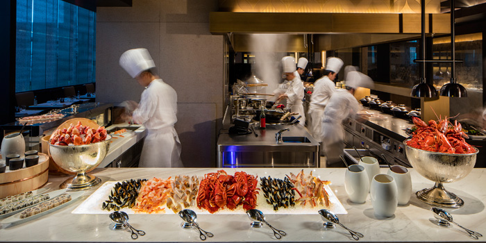 Seafood Station, Grand Cafe, Wan Chai, Hong Kong