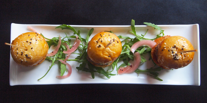 Spruce Beefy Sliders from Spruce serving American cuisine at Upper Bukit Timah in Singapore