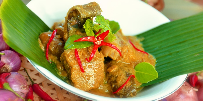 Kuah Lada Ikan from The Peranakan in Orchard, Singapore