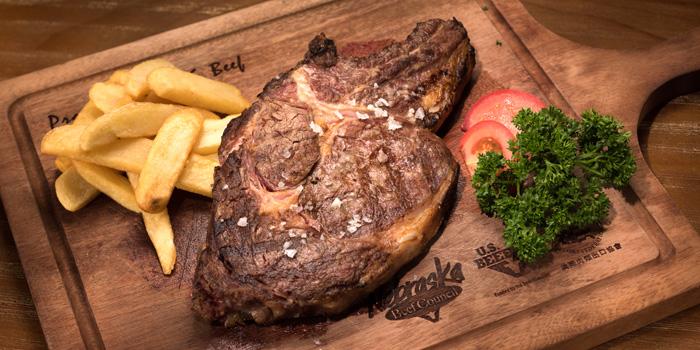 USDA Prime Rib Eye Steak, Nebraska, Wan Chai, Hong Kong