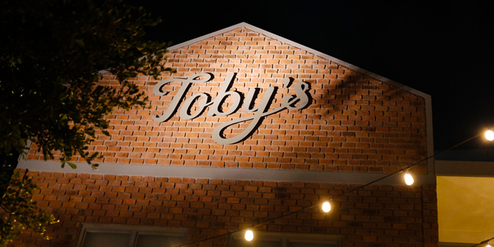 Exterior of Toby