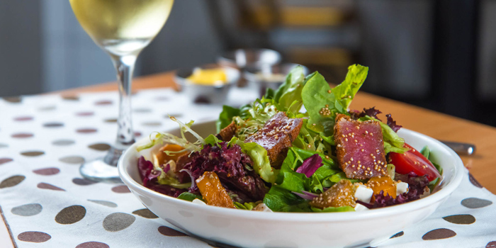 Quinoa & Tuna Salad, Moreish & Malt, Kwun Tong, Hong Kong