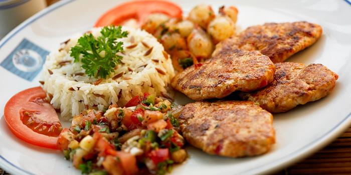 Izgara Kofte from Sofra Turkish Cafe & Restaurant in Bugis, Singapore