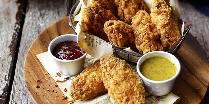 Chicken Wings from Stärker Bistro (Zhongshan Park) in Novena, Singapore