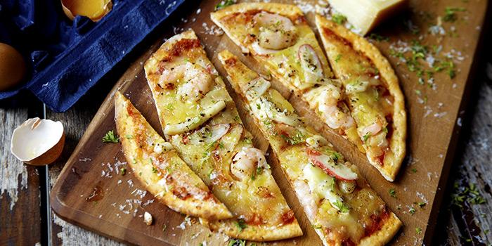 Pizza from Stärker Bistro (Zhongshan Park) in Novena, Singapore