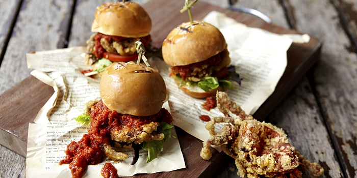 Sliders from Starker Concept (Punggol) at Punggol Town Square in Punggol, Singapore