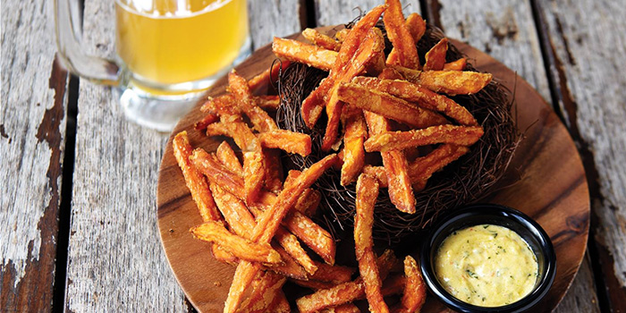 Sweet Potato Fries from Stärker Signature (Holland Village) in Holland Village, Singapore