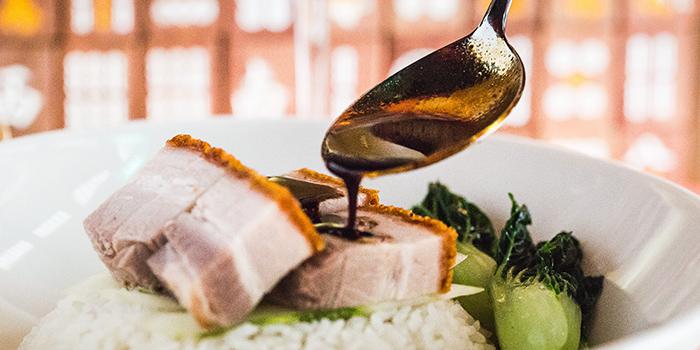 Pork Belly  from Sum Yi Tai (Tapas Bar) in Raffles Place, Singapore