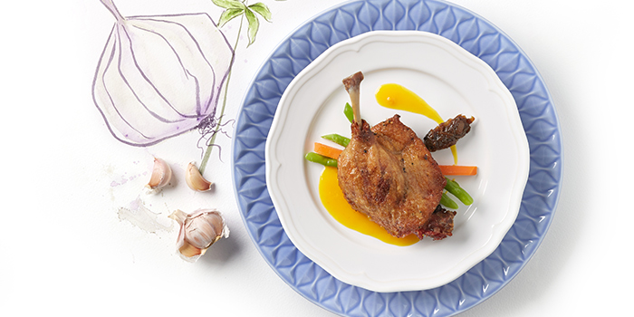 Duck Confit from Ambush-Pan European Dining (Junction 8) in Bishan, Singapore