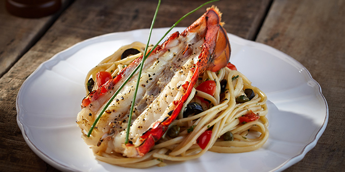 Linguine Al Aragosta from Ambush-Pan European Dining (Junction 8) in Bishan, Singapore