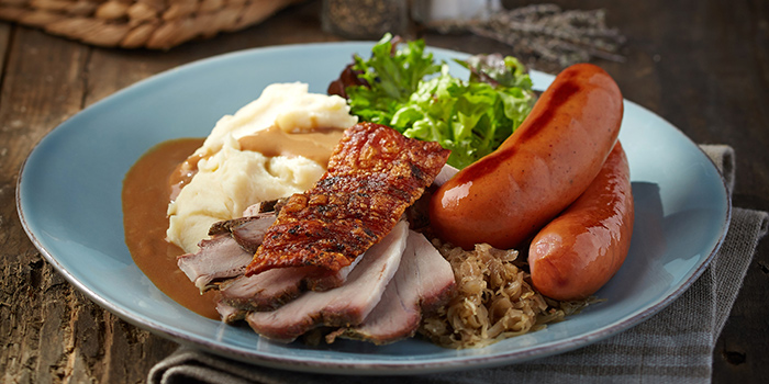 Oktoberfest Platter from Ambush-Pan European Dining (Junction 8) in Bishan, Singapore