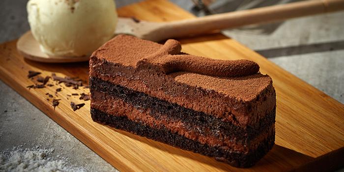 Valrhona Chocolate Amer from Ambush-Pan European Dining (Junction 8) in Bishan, Singapore
