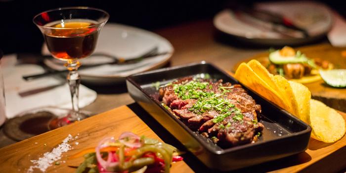 Beef Fajita from Touché Hombre in Thonglor, Bangkok