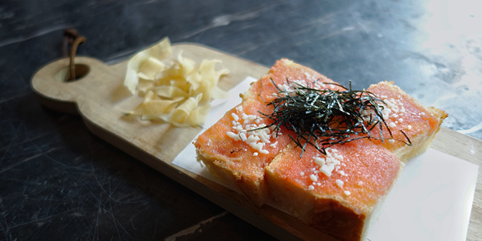Cheese Toast, URA Japanese Delicacy, Central, Hong Kong