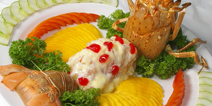 Imperial Boston Lobster from Crab Party in Yio Chu Kang, Singapore