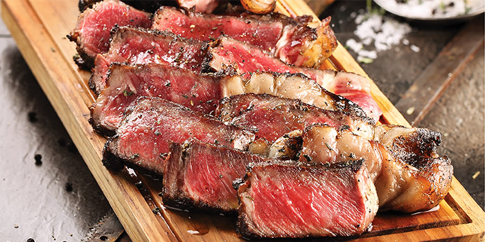 Fiorentina Steak from District 10 (Suntec City) in Promenade, Singapore