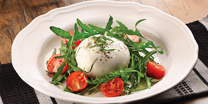 Puglia Burrata from District 10 (Suntec City) in Promenade, Singapore