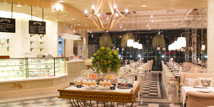 Dining Area from Kelly by Audrey Central Plaza Ladprao, Bangkok
