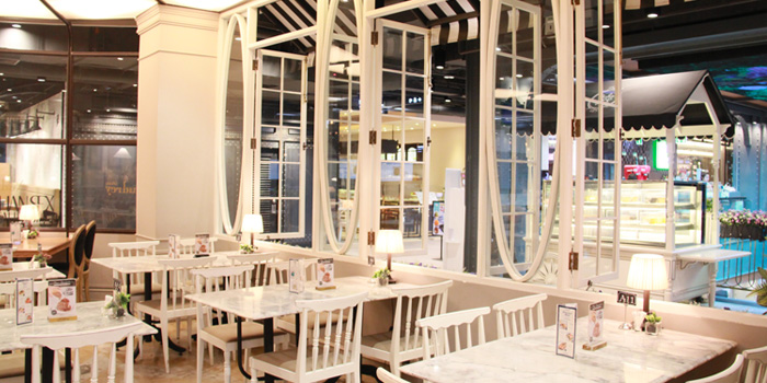 Dining Tables from Petite Audrey at Siam Center, Bangkok
