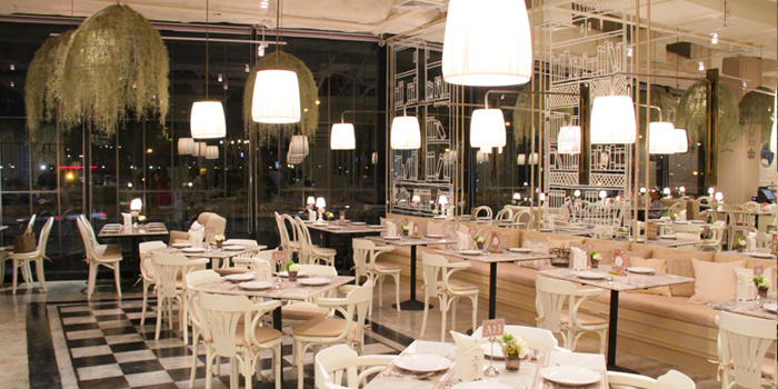 Dining Tables from Kelly by Audrey Central Plaza Ladprao, Bangkok