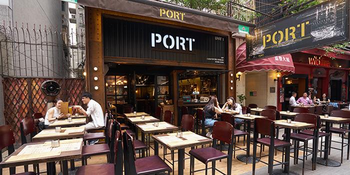 Exterior, Port, Tsim Sha Tsui, Hong Kong