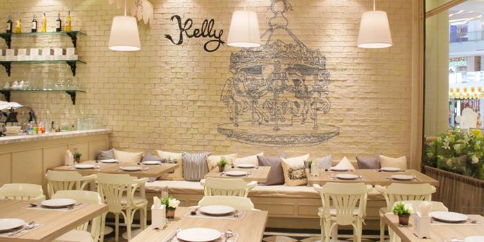 Interior of Kelly by Audrey Esplanade Ratchada, Bangkok
