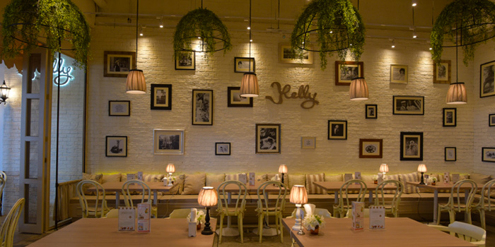 Interior of Kelly by Audrey ZPELL@Future Park Rangsit, Pathum Thani
