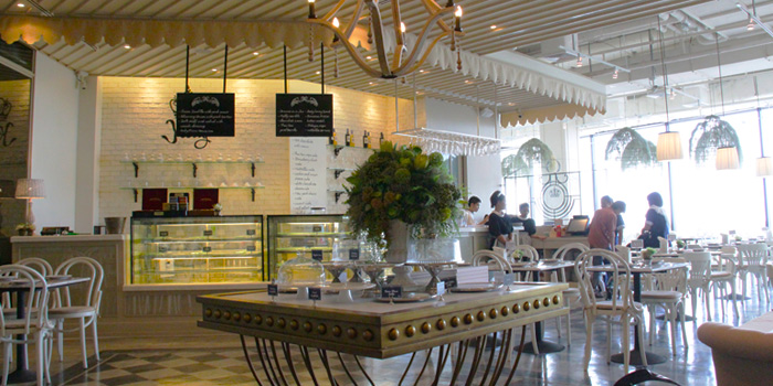Interior from Kelly by Audrey Central Plaza Ladprao, Bangkok