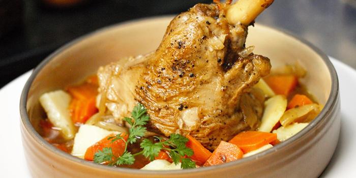 Lamb Shank, Chez Raymond de Paris, Sai Kung, Hong Kong