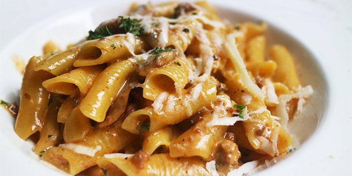 Pasta from Mondo Mio Italian Restaurant & Bar in Robertson Quay, Singapore