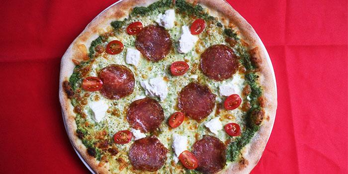 Pizza from Mondo Mio Italian Restaurant & Bar in Robertson Quay, Singapore