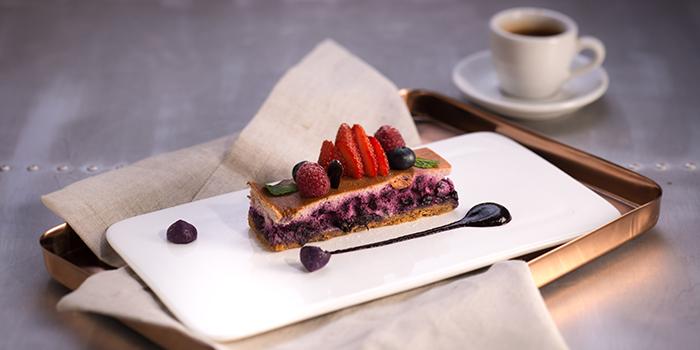 New York Blueberry Cheesecake, hmv Bar & Restaurant, Causeway Bay, Hong Kong