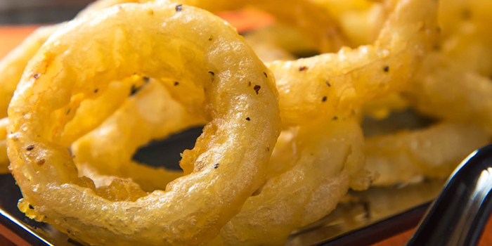 Onion Rings, Quaver House, Tsim Sha Tsui, Hong Kong