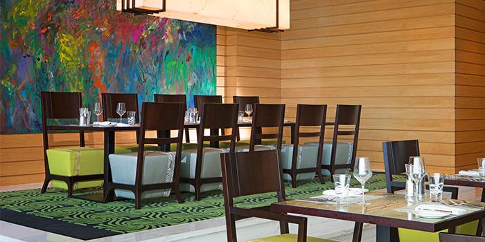 Dining Area in Seasonal Tastes in Marina Bay, Singapore