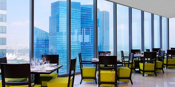City Views in Seasonal Tastes in Marina Bay, Singapore