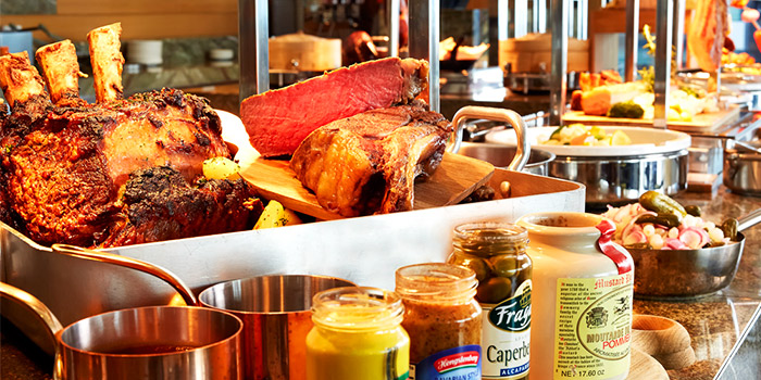 Saturday Carving & Roasts from Seasonal Tastes in Marina Bay, Singapore