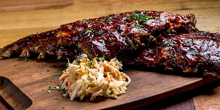 Baby Back Ribs from The Chop House (Katong) in East Coast, Singapore