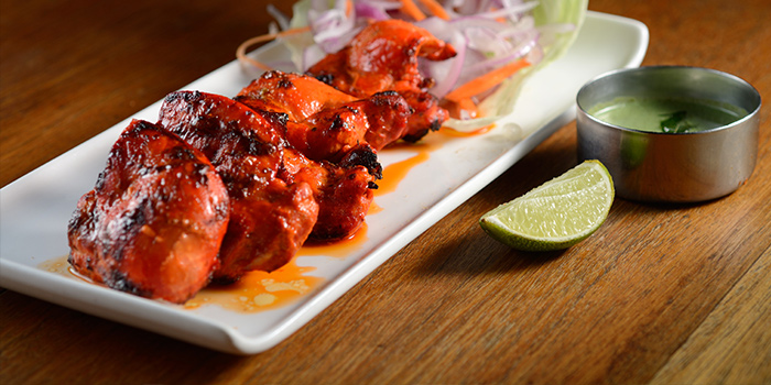Tikka Chicken from Zaffron Kitchen (East Coast) in East Coast, Singapore