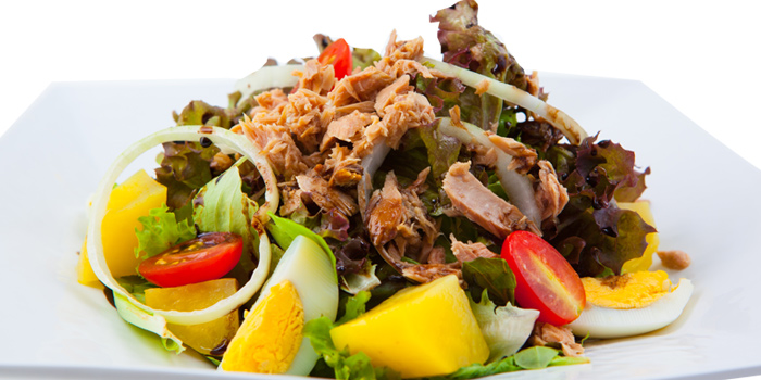 Tuna Salad from Kelly by Audrey ZPELL@Future Park Rangsit, Pathum Thani