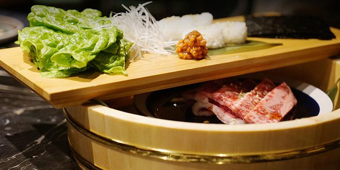 Yakiniku, URA Japanese Delicacy, Central, Hong Kong