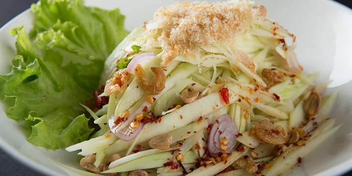 Thai Mango Salad from Yhingthai Palace Restaurant in Bugis, Singapore
