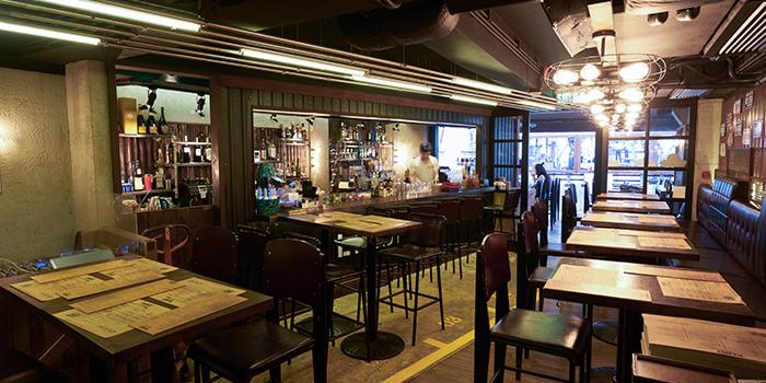Interior, Port, Tsim Sha Tsui, Hong Kong