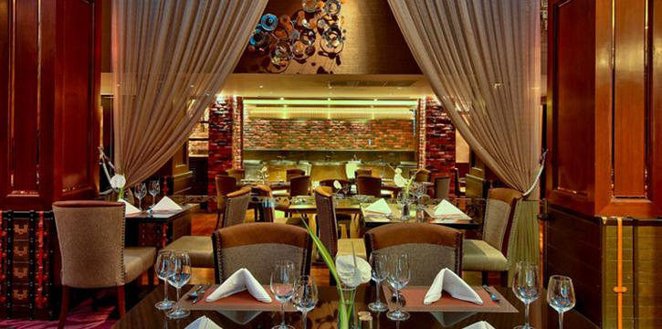 Dining Area from Punjab Grill Bangkok at Radisson Suites Bangkok Sukhumvit in Nana, Bangkok