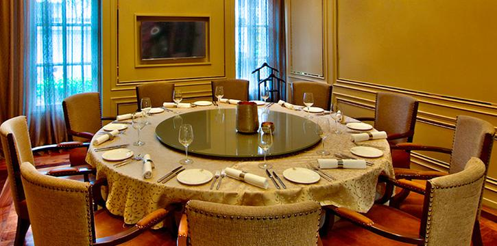 Private Table from Punjab Grill Bangkok at Radisson Suites Bangkok Sukhumvit in Nana, Bangkok