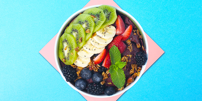Amazonian Açaí Bowl from OverEasy (Orchard) in Orchard, Singapore