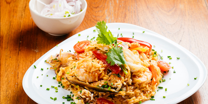 Arroz con Mariscos from Above Eleven in Sukhumvit Soi 11, Bangkok