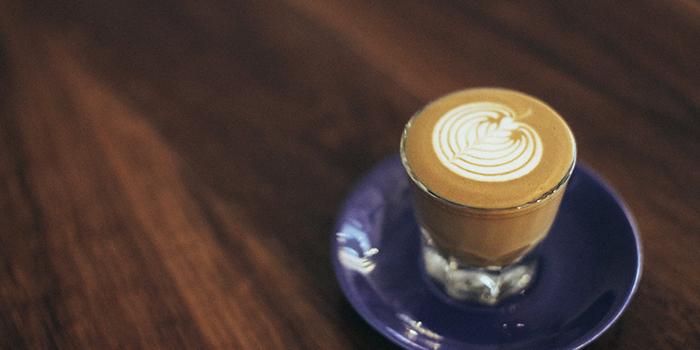 Coffee from Atlas Coffeehouse in Bukit Timah, Singapore