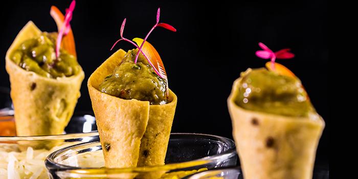 Avocado Papdi Chaat from Punjab Grill Bangkok at Radisson Suites Bangkok Sukhumvit in Nana, Bangkok