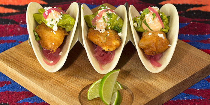 Baja Fish Tacos, Coyote, Discovery Bay, Hong Kong
