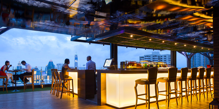 Bar from Above Eleven in Sukhumvit Soi 11, Bangkok